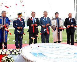 Türk Hava Kurumu Üniversitesi Açıldı