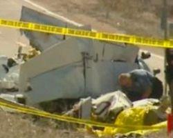 İsviçre'de Uçak Düştü: 5 Kişi Öldü