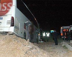 Kütahya'da Trafik Kazası: 29 Yaralı