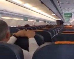 Kılıçdaroğlu'nu Taşıyan Uçakta Panik