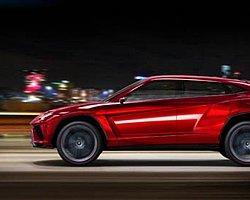 Lamborghini'den 600 Beygirlik Arazi Aracı!