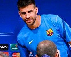 """Pique: """"Messi'ye Bağımlı Değiliz"""""""