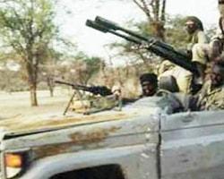 Güney Sudan Bombalanıyor