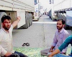 TIR'larla İran'a Girmek Kolay, Dönmek Zor