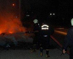 Mersin'de Molotoflu Saldırı