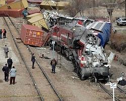 Ulukışla'da Tren Kazası: 8'i Ağır 14 Yaralı