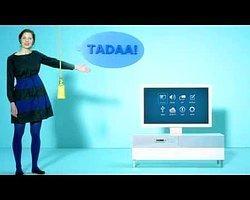 Karşınızda IKEA'dan LED TV!!