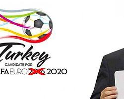Türkiye EURO 2020'ye Resmen Aday