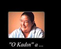 Behzat Ç'den 'O Kadın'a Selam