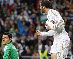 Real Madrid İkinci Yarıda Vurdu