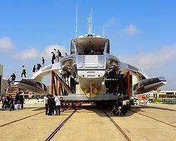 Geleceğin Teknesi Adastra Görücüye Çıktı