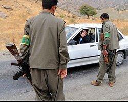 PKK Yol Kesti