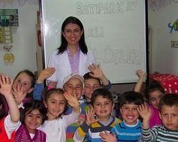 Sağlık Haftasında Batıpark'lı Miniklere Diş Sağlığı Eğitimi