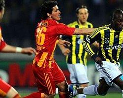 Fenerbahçe: 7 - Kayserispor: 6