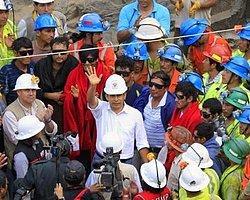 Perulu Madenciler 1 Hafta Sonra Kurtarıldı