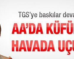 TGS'ye baskılar devam ediyor