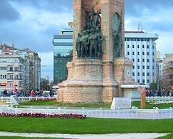 Taksim Meydanı Trafiğe Kapatılacak