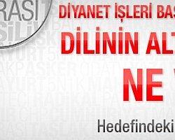 Diyanet İşleri Başkanı Atatürk'ü mü İtham Ediyor?