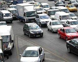 Trafikte Küfüre 5 Bin Lira Ceza
