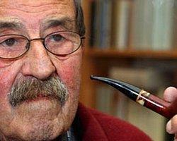 Günter Grass'ın İsrail'e Girmesi Yasaklandı