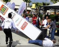 Ege Rallisi Kazayla Başladı: 2 Yaralı