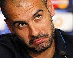 """Guardiola: """"Mourinho'ya Teşekkür Ederiz"""""""