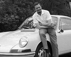 Porsche Öldü
