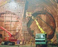 Dünyanın En Derin Tüp Tüneli Tamamlandı