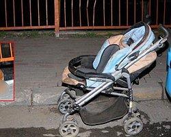 Bebek Arabasıyla Karısının Cesedini Taşıyordu