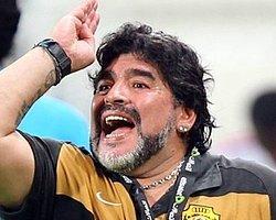 "Maradona'nın Kehaneti: ""Bayern Real'i Eleyecek"""
