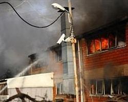 Yangın Uzun Müdahaleler Sonucunda Söndürüldü