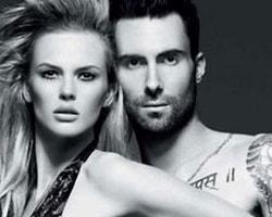 Süpermodel Rock Star Aşkı Bitti