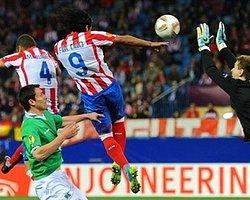 Salvio, Atletico Madrid'e Hayat Verdi!