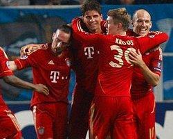 Bayern Münih Yolu Yarıladı