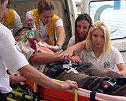 Marmara Denizi'nde Askeri Bot Kaza Yaptı: 8 Asker Yaralı