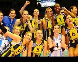 Fenerbahçe Universal Şampiyonlar Ligi Şampiyonu !