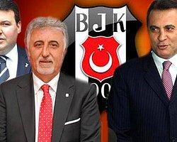 Beşiktaş Kulübü'nün Genel Kurulu'nda Oy Verme İşlemi Başladı