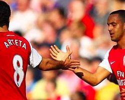 Arsenal Seriye Devam Etti: 3-0