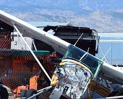 ABD'de 2 Küçük Uçak Düştü