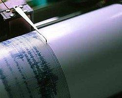 Çanakkale'de 4,1 Büyüklüğünde Deprem