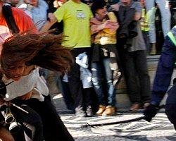 Portekiz'de Protesto Gösterileri Çatışmaya Dönüştü