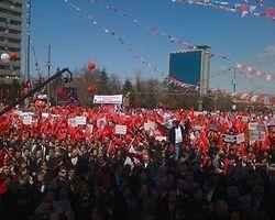 'Tandoğan'daki Grup Toplantısında Türk Bayrakları Olacak'