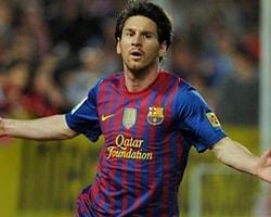 Messi, Kırılacak Rekor Bırakmıyor!