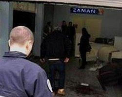 Zaman Gazetesi'nin Hollanda Bürosuna Saldırı