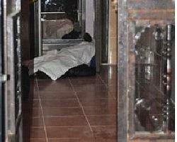 Genç Kadın Asansörde Ölü Bulundu