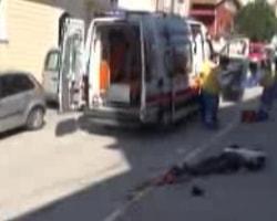 Camii Çıkışı Öldürüldü