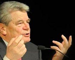 Almanya'nın yeni Cumhurbaşkanı: Joachim Gauck