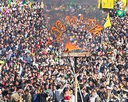 İzinsiz Nevruz'a Biber Gazlı Müdahale