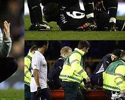 Bolton Oyuncusu Muamba'nın Maç Sırasında Kalbi Durdu!