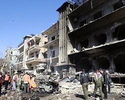Şam'da İki Patlama: En az 27 ölü, 97 yaralı